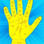 full palm reading