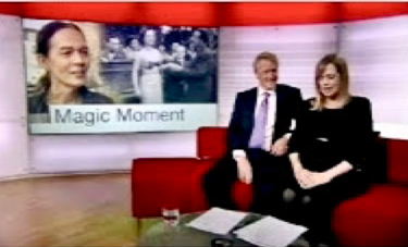 BBC Interview with Gary Markwick