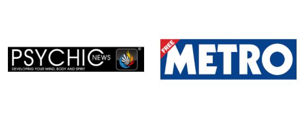 psychic news and metro